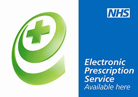 Electronic Prescriptions NHS - Raymond C Hall