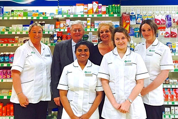Raymond C Hall - Pharmacy Services in Hull